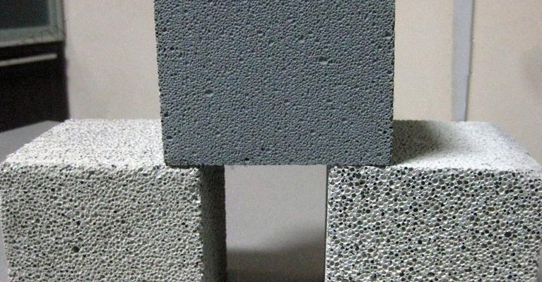 Бетонная смесь с гранитом стена пенопласт бетон